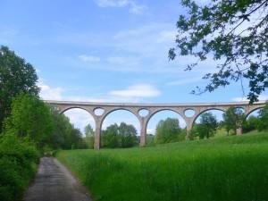 Viaduc de la Loire à Balbigny